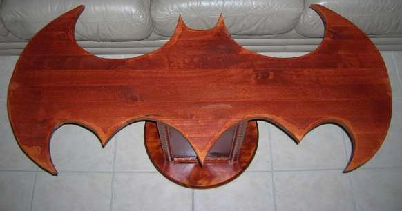 Batman Coffee Table2