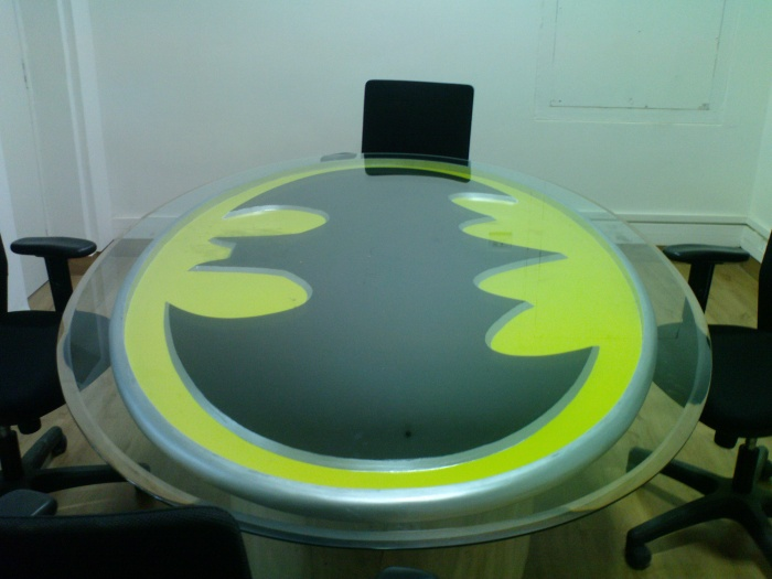 Holy Table Batman 10 Super Batman Symbol Tables Riot Daily