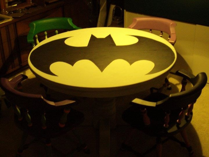 kids-batman-table-chairs