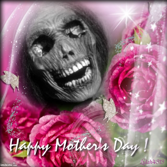 Happy Mother's Day Psycho! Norma Bates