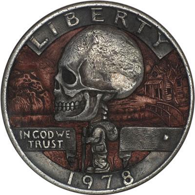Hobo_Nickels_Curcio_George-Skull