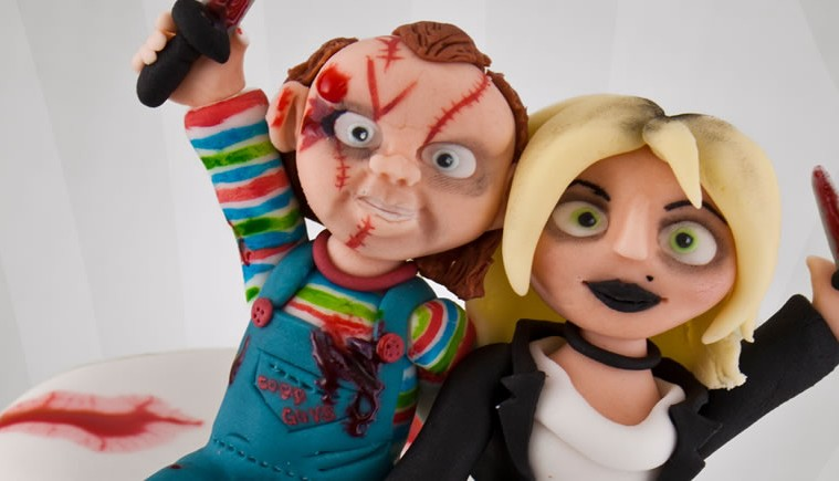 Bride Of Chucky Wedding Cake Riot Daily