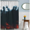 Zombie_Herd_Shower_Curtain_Scary_Zombies