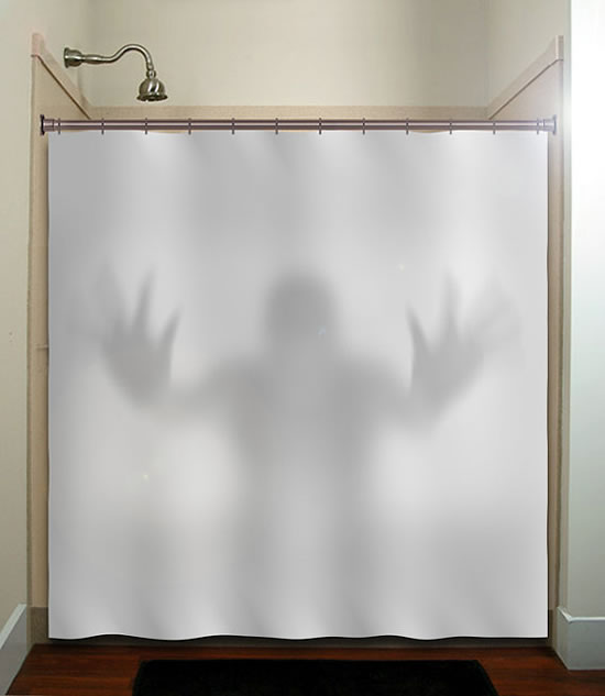 Creep Up Your Home With These 20 Horror Inspired Shower