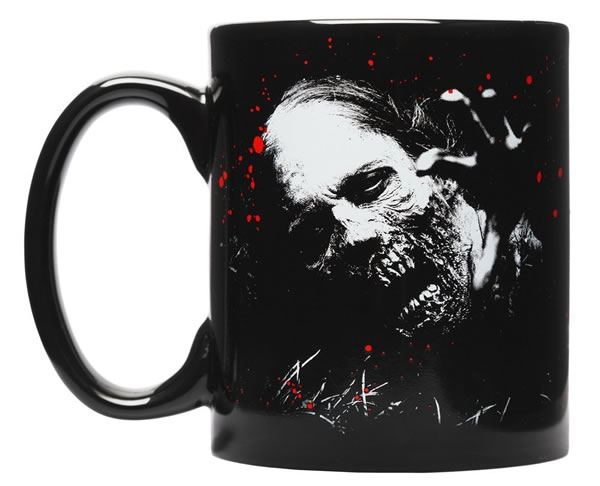 Walking Dead Decaying Zombie Coffee Mug