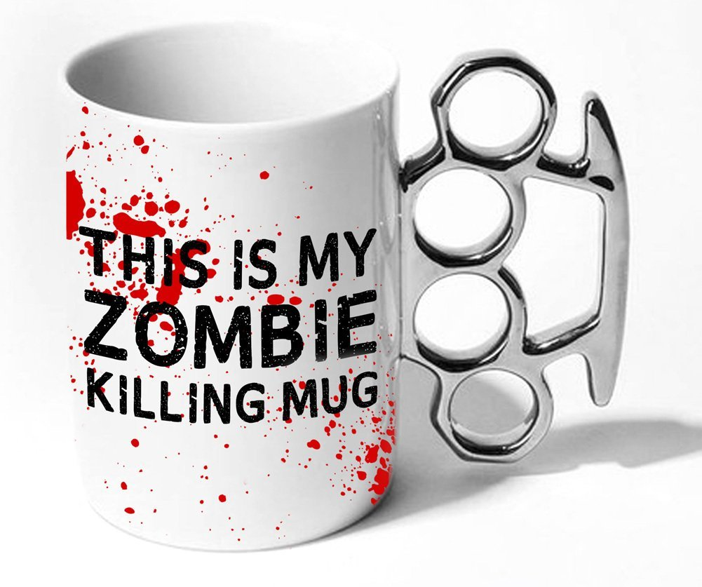 Back From The Dead Coffee Mug