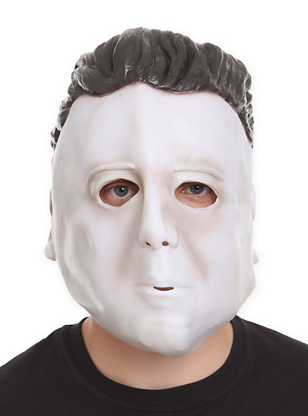 all i can imagine here is michael myers trying to blend in at a disco - Halloween Myers Mask