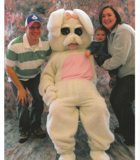 Sketchy Easter Bunny